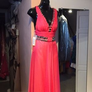 Precious Formals all-occasion or prom gown.